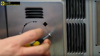 sostituire motore microonde